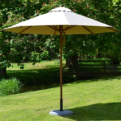 Bambrella Levante 10 Foot Round Umbrella - 30m-R-L