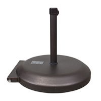 California Umbrella Outdoor Umbrella Base - 75 lbs - CFMT172