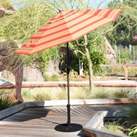 California Umbrella Casa Series 9ft Aluminum Umbrella  - ATA908