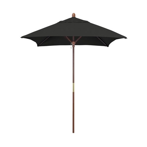 California Umbrella Grove Series 6ft Square Umbrella - MARE604
