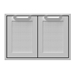 "30"" Double Storage Door - AGSD30"