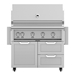 "Outdoor 42"" Grill with Cart - G_BR42-GCR42"