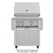 "Professional 36"" Built-In Grill - G_BR36"