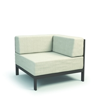 Homecrest Allure Sectional Corner Cushion Chair - 1110A