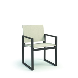 Homecrest Allure Sling Cafe Dining Chair - 11370