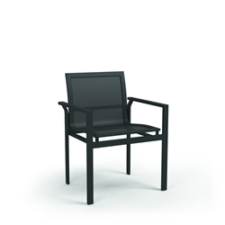 Homecrest Allure Mesh Stacking Dining Chair - 1237M