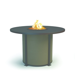 "Homecrest Breeze 54"" Balcony Fire Table - 4654BBR"
