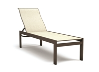 Homecrest Elements Armless Adjustable Chaise - 10301