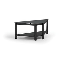 Homecrest Mode 35.5 Inch x 23 Inch End Table/Corner Unit - 1310020
