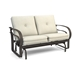 Emory Cushion Sofa Glider Patio Set - HC-EMORY-SET1