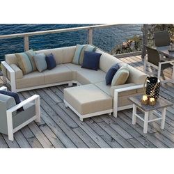 Homecrest Grace Modular L-Sectional - HC-GRACE-SET5