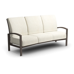 Homecrest Havenhill Cushion Crescent Sofa - 4A45A