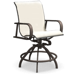 Homecrest Kashton Swivel Rocker Balcony Stool - 1K780