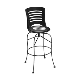 Homecrest Latte Swivel Bar Stool - 91252