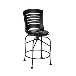 Homecrest Latte Swivel Balcony Stool - 93252