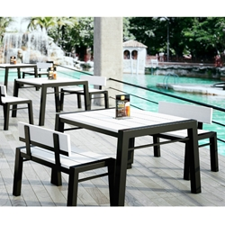 Homecrest Maddox Cafe Patio Set - HC-MADDOX-SET1