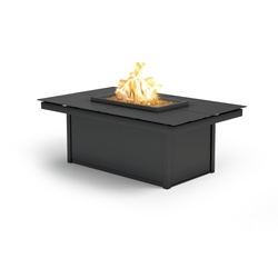 Homecrest 32 Inch x 52 Inch Mode Coffee Fire Pit - 133252L