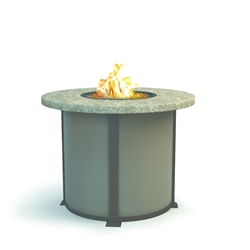 "Homecrest Sandstone 42"" Balcony Fire Table - 4642BSS"