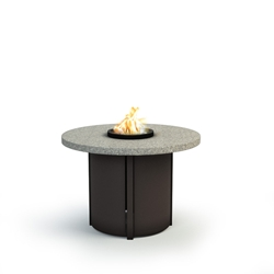 "Homecrest Shadow Rock 36"" Chat Fire Pit - 3436CSH"