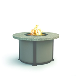 "Homecrest Shadow Rock 42"" Chat Fire Pit - 4642CSH"