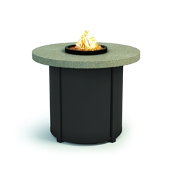 "Homecrest Stonegate 30"" Chat Fire Pit - 3430CSG"