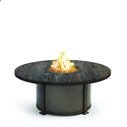 "Homecrest  Timber 54"" Round Coffee Fire Pit - 4654LTM"