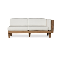 Lloyd Flanders Catalina Left Arm Settee - 144052