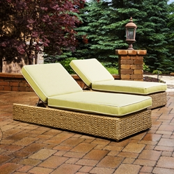Lloyd Flanders Cayman Wicker Chaise Lounge Set - LF-CAYMAN-SET8