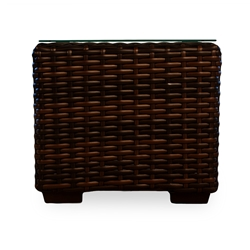 Lloyd Flanders Contempo Square Cube End Table - 38043
