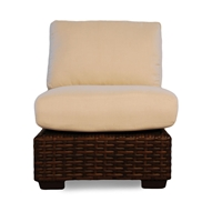 Lloyd Flanders Contempo Armless Sectional Chair - 38053