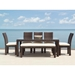 Lloyd Flanders Contempo 7 Piece Patio Dining Set - LF-CONTEMPO-SET2