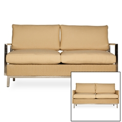 Lloyd Flanders Elements Settee - 203355-203055