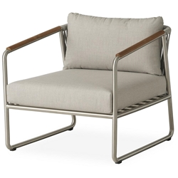Lloyd Flanders Elevation Lounge Chair - 306002