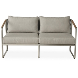 Lloyd Flanders Elevation Loveseat - 306050