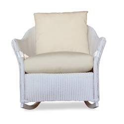 Lloyd Flanders Freeport Lounge Rocker - 72233