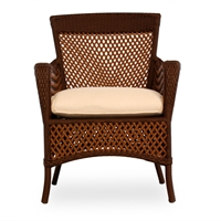 Lloyd Flanders Grand Traverse Dining Arm Chair - 71301