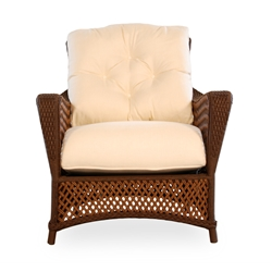 Lloyd Flanders Grand Traverse Lounge Chair - 71302