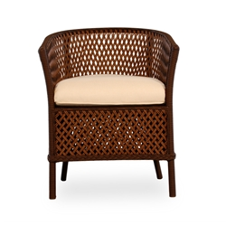 Lloyd Flanders Grand Traverse Barrel Chair - 71313