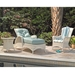 Lloyd Flanders Grand Traverse Chaise and Rocking Chair Set - LF-GRANDTRAVERSE-SET16