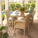 Hamptons Patio Dining Set