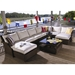 Hamptons Large Sectional Set