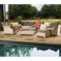 Lloyd Flanders Hamptons Sofa Set