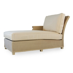 Lloyd Flanders Hamptons Right Arm Sectional Chaise - 15025