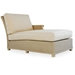 Hamptons Left Arm Sectional Chaise