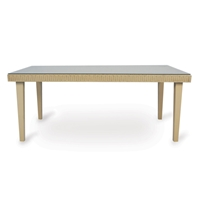 Lloyd Flanders Hamptons Rectangle Dining Table - 15972