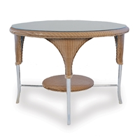 Lloyd Flanders 42 inch round Dining Table - 86245