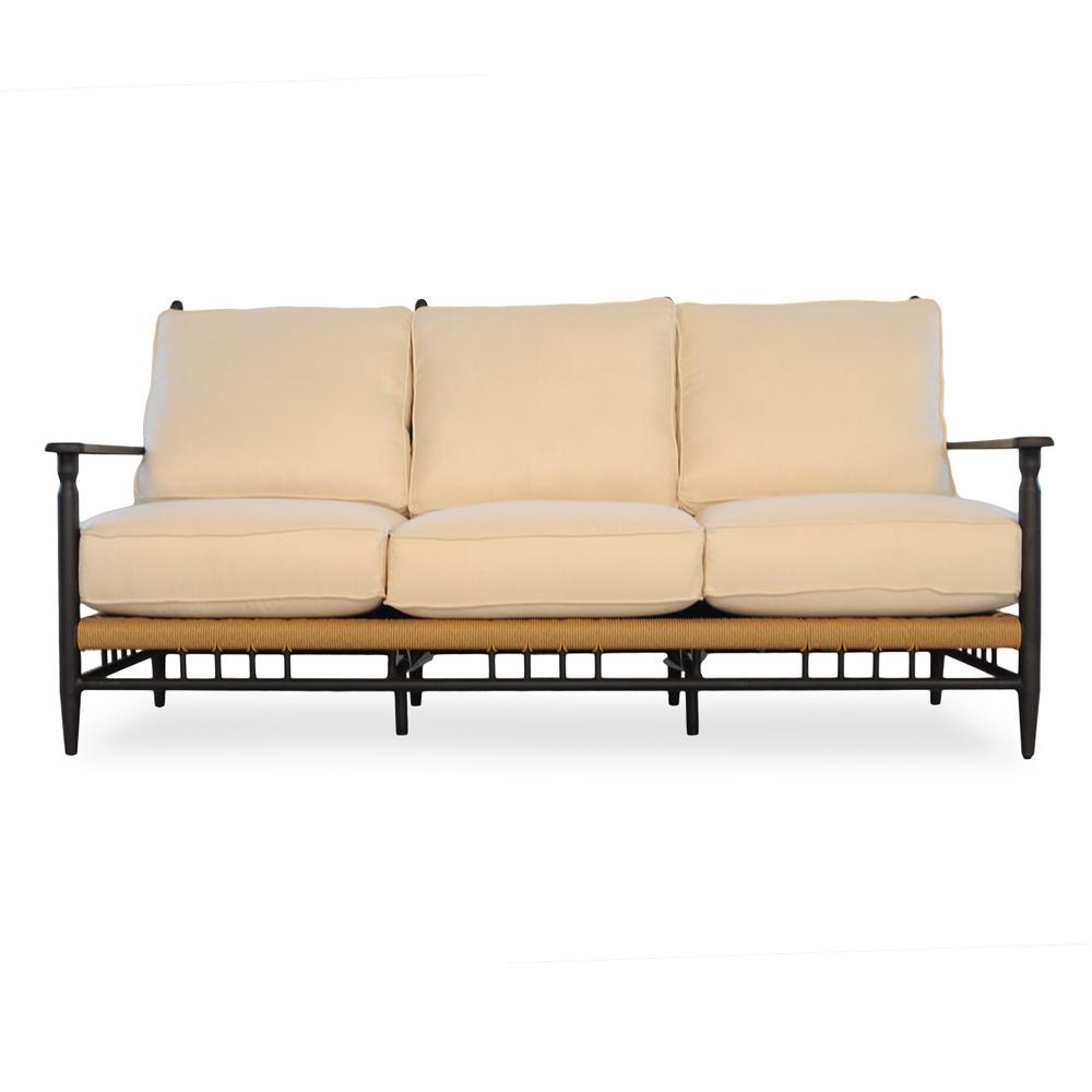 Suncrown Outdoor Furniture Sectional Sofa 5Piece Set