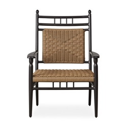 Lloyd Flanders Low Country Lounge Chair - 77202