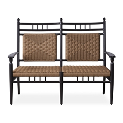 Lloyd Flanders Low Country Settee - 77259