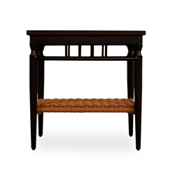 Lloyd Flanders Low Country End Table - 77343